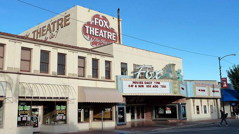 Taft, California Fox Theater
