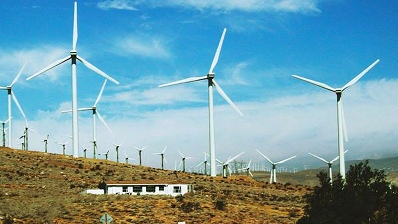 Tehacaphi, California windmills