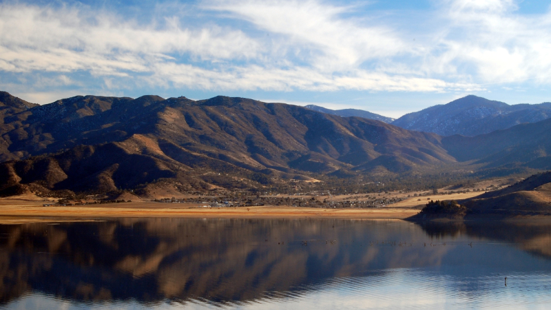 Lake Isabella, California