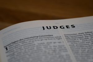 A book about judges
